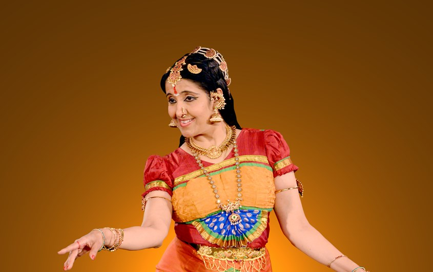 Bharatanatyam: A journey to an aesthetic experience