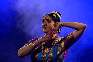 Bharatanatyam: A journey to an aesthetic experience door Bala Devi Chandrashekar